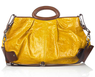 Yellow Marni Handbag